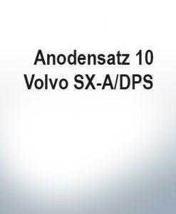 Serie di anodi | Volvo SX-A/DPS (AlZn5In)