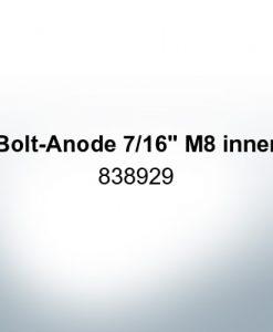 Anodi compatibili con Volvo Penta | Anodi a spillo 7/16