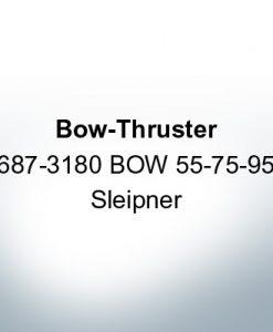 Elica di prua 687-3180 BOW 55-75-95 Sleipner (Zinco)