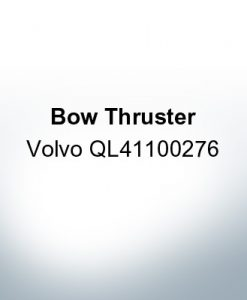 Elica di prua Volvo QL41100276 (Zinco)
