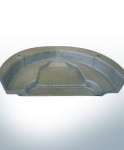 Anodi compatibili con Mercury | Anode á Piastra Cobra 984513 (Zinco) | 9527