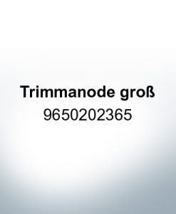 Anodes compatible to BMW | Trimmanode groß 9650202365 (Zinc) | 9523