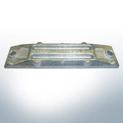 Anodes compatible to Honda | Anode-Block 35-50 PS/06411-ZV5 (Zinc) | 9547