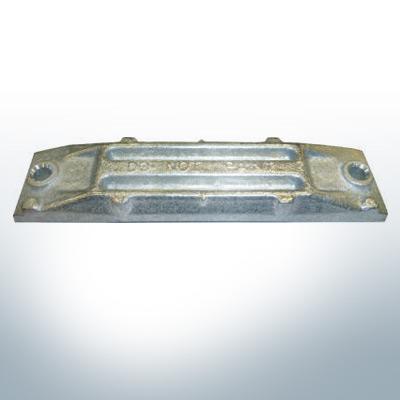Anodi compatibili con Honda | Bloc d'anode 35-50 PS/06411-ZV5 (AlZn5In) | 9547AL