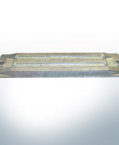 Anodi compatibili con Honda | Bloc d'anode 75-90 PS/41106-ZW0 (AlZn5In) | 9548AL