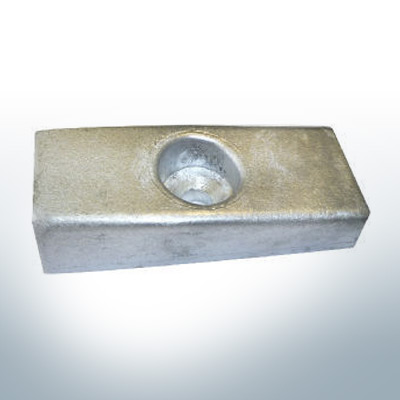 Anodi compatibili con Mercury   Anodo dell'albero 826134 (AlZn5In)   9700AL