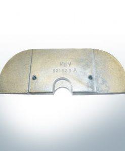 Anodi compatibili con Mercury | Anode á Piastra 821629 (AlZn5In) | 9703AL