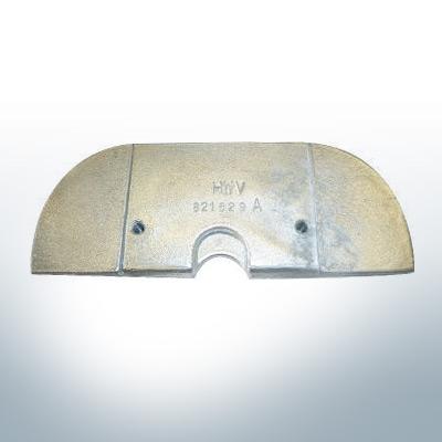 Anodi compatibili con Mercury | Anode á Piastra 821629 (Zinco) | 9703