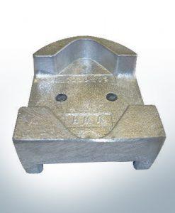 Anodi compatibili con Mercury   Anodes de bloc 821631 (AlZn5In)   9712AL
