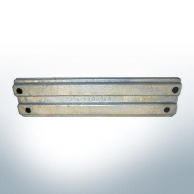 Anodi compatibili con Mercury | Mariner Anode 818298 Q1 (AlZn5In) | 9718AL