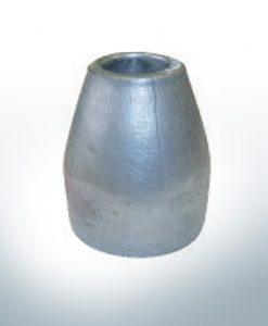 Anodi compatibili con Mercury | Anodo ad elica 865182 (AlZn5In) | 9719AL