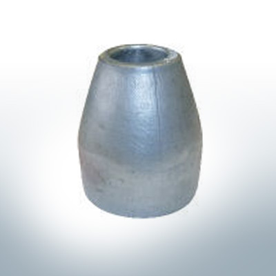 Anodes compatible to Mercury | Propeller-Anode 865182 (Zinc) | 9719