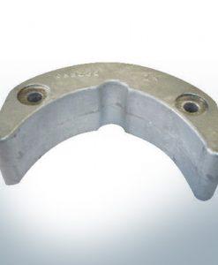 Anodi compatibili con Mercury | kit di anodi Ev/Jo 392462 (AlZn5In) | 9531AL