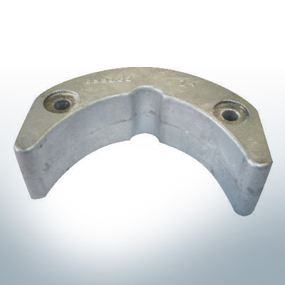 Anodi compatibili con Mercury   kit di anodi Ev/Jo 392462 (AlZn5In)   9531AL