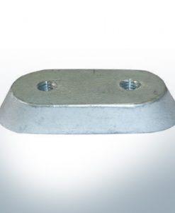 Anodi compatibili con Honda | Bloc d'anode 18-6025/41107-ZV5 (AlZn5In) | 9545AL