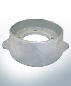 Anodes compatible to Volvo Penta | Ring-Anode Saildrive 110 875812 (Zinc) | 9202