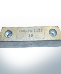 Anodi compatibili con Volvo Penta | Anodes de bloc 290 / Duo-Prop 852835 (AlZn5In) | 9204AL