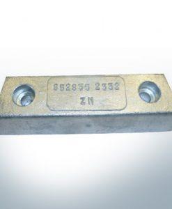 Anodi compatibili con Volvo Penta | Anodes de bloc 290 / Duo-Prop 852835 (Zinco) | 9204