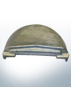Anodi compatibili con Volvo Penta | Anodes de bloc Zn + Mg 3855411 (AlZn5In) | 9236AL