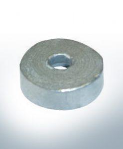 Anodi compatibili con Yamaha e Yanmar | Pulsante anodo 616-45251-30 (AlZn5In) | 9540AL