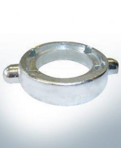Anodi compatibili con Yamaha e Yanmar | Anodo ad anello Yanmar 196420-02652 (AlZn5In) | 9542AL