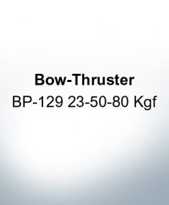 Bow-Thruster BP-129 23-50-80 Kgf (Zinc) | 9611