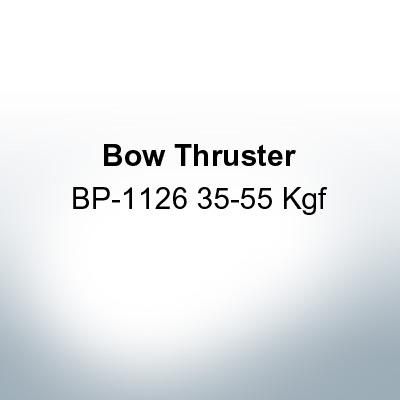 Bow Thruster BP-1126 35-55 Kgf (Zinc)   9621