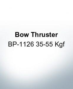 Bow Thruster BP-1126 35-55 Kgf (AlZn5In) | 9621AL
