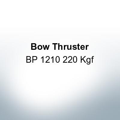 Bow Thruster BP 1210 220 Kgf (Zinc)   9628