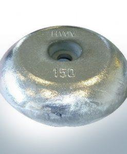 Anodi a disco Ø150 mm (AlZn5In) | 9803AL