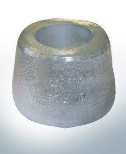 Anodi a vaso 80x50 Ø80 mm (Zinco) | 9808