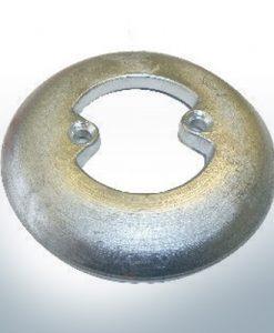 Schermo termico rotondo Ø100 mm (AlZn5In) | 9817AL